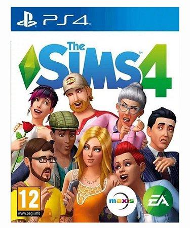 The Sims 4 - Ps4 Psn Mídia Digital