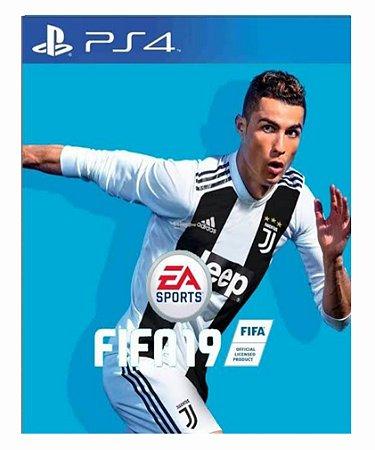 Fifa 19 ps4 portugues BR  psn midia digital