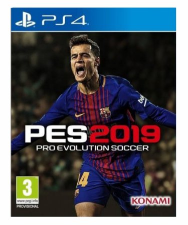Pes 2019 Standard Edition- ps4 psn midia digital