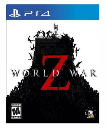 World War Z ps4 psn midia digital
