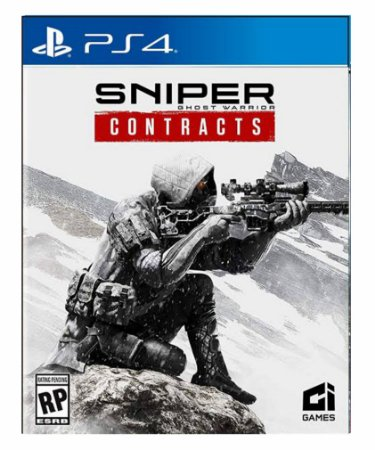 Sniper Ghost Warrior Contracts - Ps4 Psn Mídia Digital