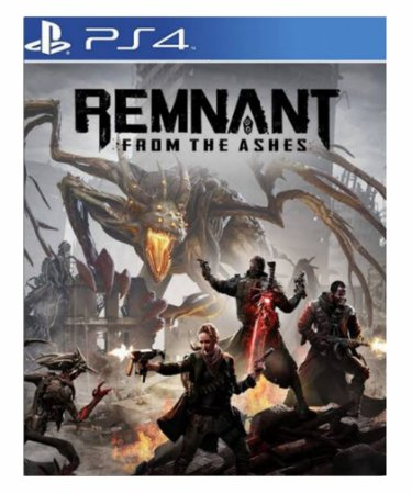 Remnant: From the Ashes - Ps4 Psn Mídia Digital
