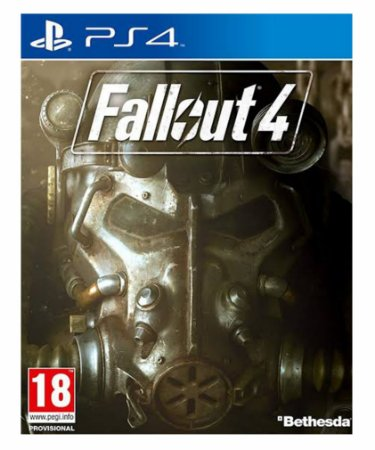 fallout 4 Ps4 Psn Midia Digital