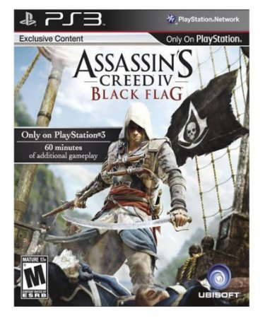 assassins creed 4 black flag ps3 psn midia digital
