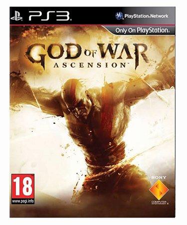 God of war ascension ps3 psn midia digital