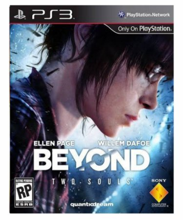 beyond two souls ps3 psn midia digital
