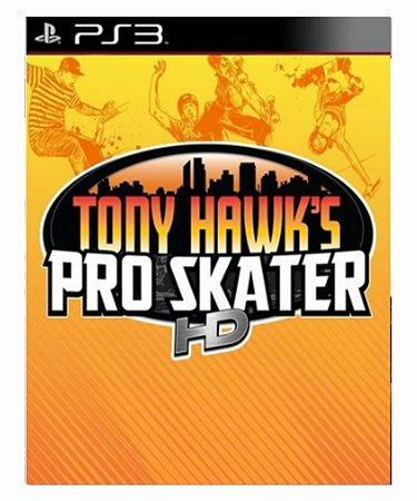 Tony hawks pro skater hd ps3 psn midia digital