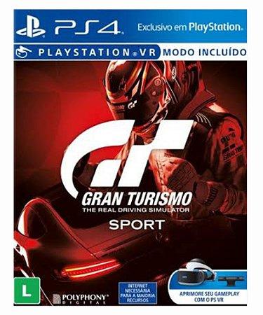 Gran Turismo sport ps4 psn midia digital