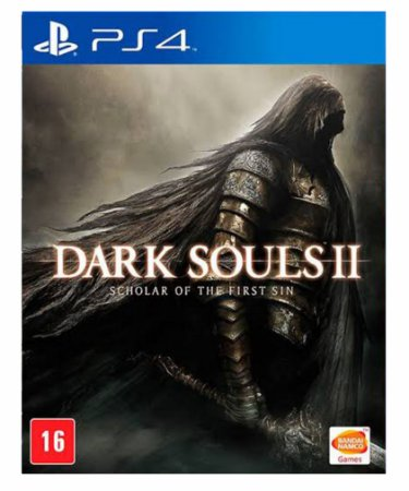 Dark Souls 2 Scholar Of The First Sin - Ps4 Psn Mídia Digital
