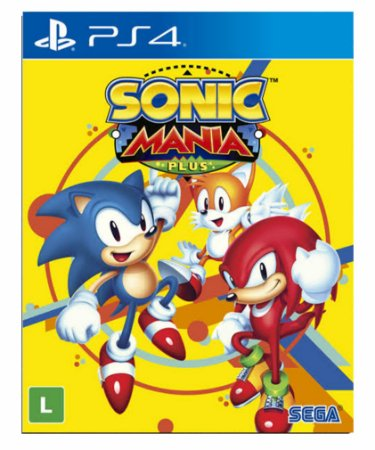 Sonic mania ps4 psn midia digital
