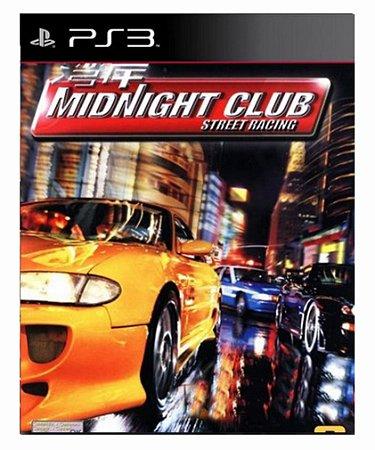 Midnight club (ps2 classis) ps3 psn midia digital