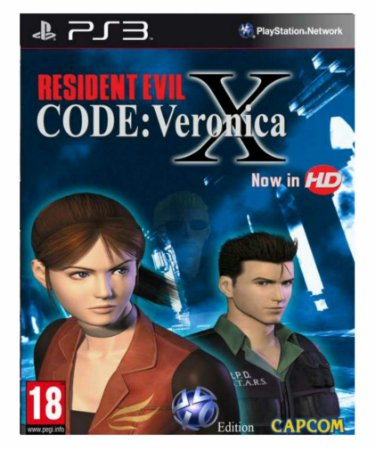 Resident evil code veronica X ps3 psn midia digital