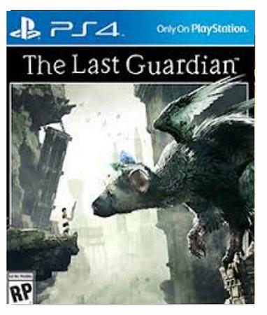 The last guardian ps4 psn midia digital