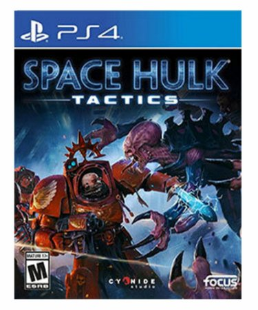 Space hulk tatics ps4 psn midia digital