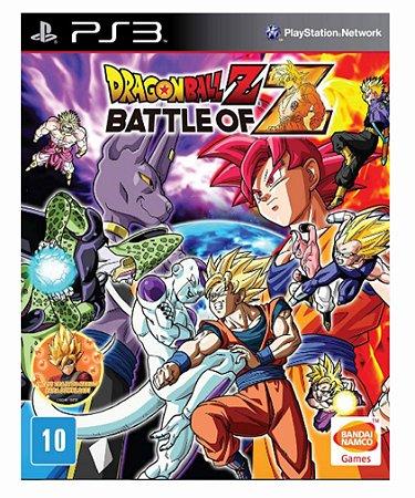 Dragon Ball Z Battle of Z - Ps3 Psn Mídia Digital