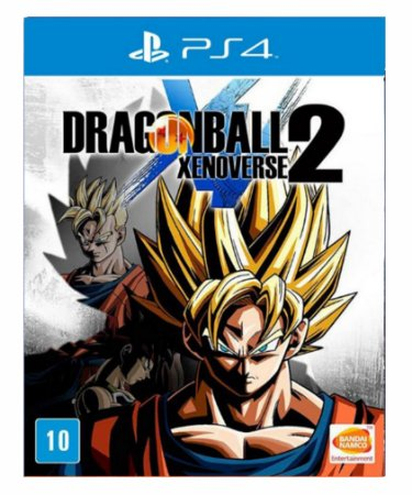 Dragon ball xenoverse 2 ps4 psn midia digital