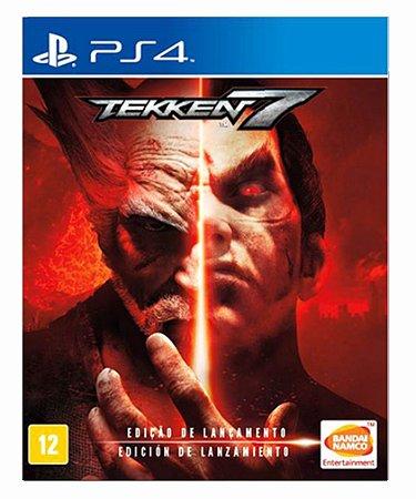 Tekken 7 ps4 psn midia digital