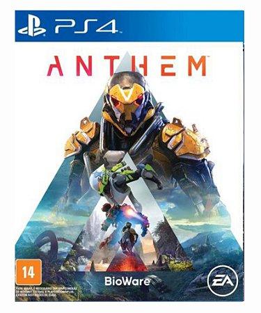 Anthem Standard edition ps4 psn midia digital