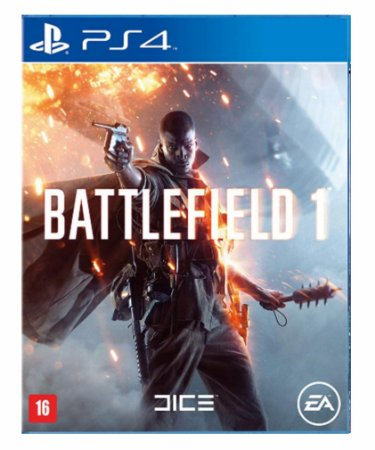 Battlefield 1 - Ps4 Psn Mídia Digital