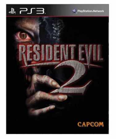 Resident evil 2 ps3 psn midia digital