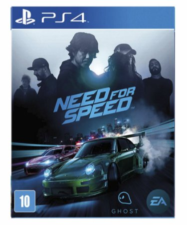 Need for speed ps4 psn midia digital