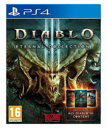 Diablo 3 Eternal Collection - Ps4 Psn Mídia Digital