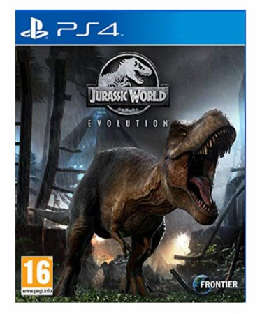 Jurassic World Evolution - Ps4 Psn Mídia Digital