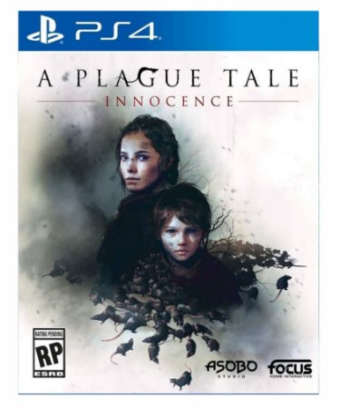 A Plague Tale: Innocence - Ps4 Psn Mídia Digital