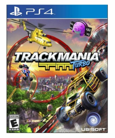 Trackmania Turbo - Ps4 Psn Mídia Digital