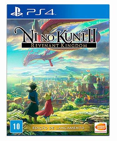 Ni no Kuni II: Revenant Kingdom ps4 psn midia digital