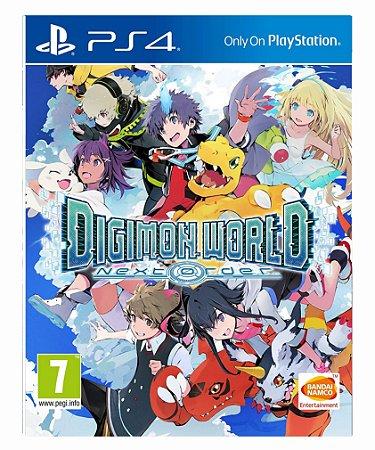 Digimon World: Next Order ps4 psn midia digital
