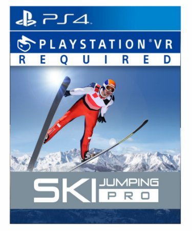 Ski Jumping Pro VR ps4 psn midia digital