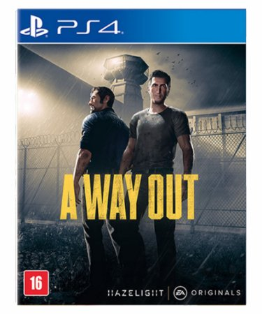 A way out ps4 psn midia digital