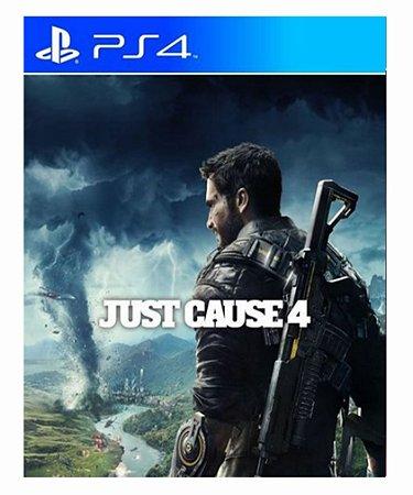 Just Cause 4 PS4 PSN mídia digital