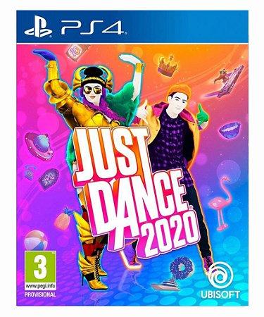 Just dance 2020 ps4 psn midia digital