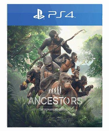 Ancestors: The Humankind Odyssey ps4 psn midia digital