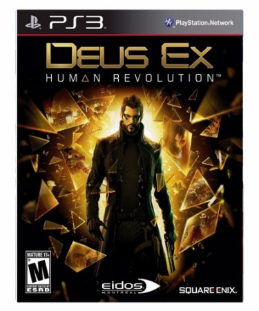 Deus ex: human revolution ps3 psn midia digital