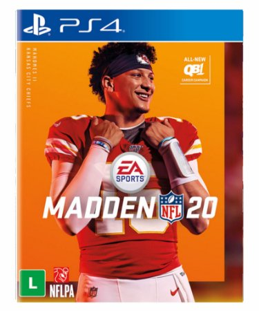 Madden NFL 20 ps4 psn midia digital