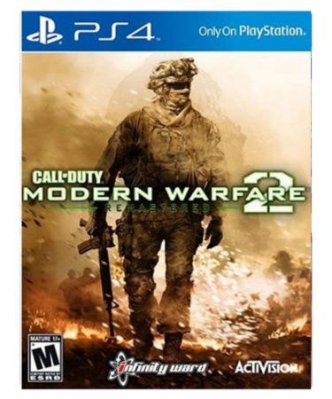 Call of Duty®: Modern Warfare® 2 Campaign Remastered ps4 psn midia digital