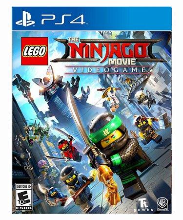 LEGO® NINJAGO® O Filme: Video Game ps4 psn midia digital