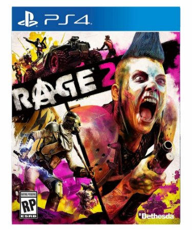 rage 2 ps4  psn midia digital