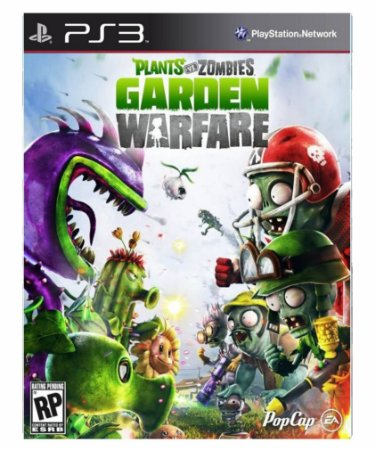 Plants vs. Zombies™ Garden Warfare ps3 psn midia digital