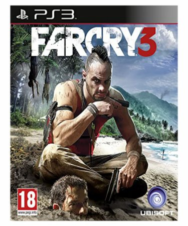Far cry 3 ps3 psn midia digital