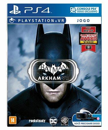 Batman™: Arkham VR ps4 psn midia digital
