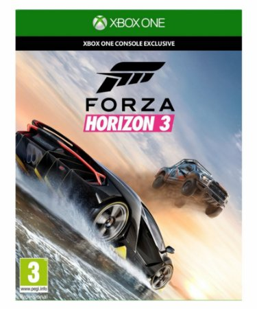 Forza horizon 3- Xbox one Midia digital