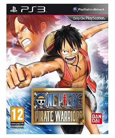 One piece pirate warriors ps3 psn midia digital
