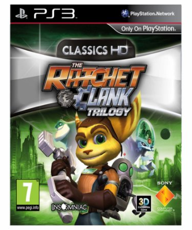 Ratchet and Clank Collection- ps3 midia digital
