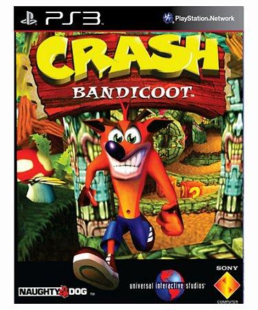 CRASH BANDICOOT -PS3 Midia digital