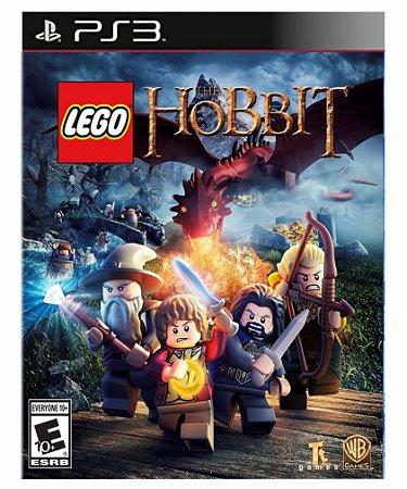 Lego o Hobbit ps3 midia digital
