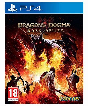 Dragon's Dogma: Dark Arisen Ps4 midia digital